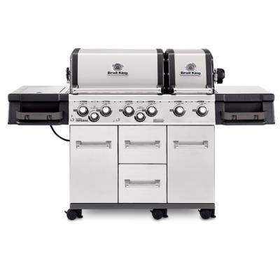 Broil King Imperial XLS Stainless Steel Gas BBQ