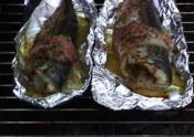 How to BBQ Fish Recipe