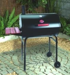 Char-griller Pro Smoker Deluxe