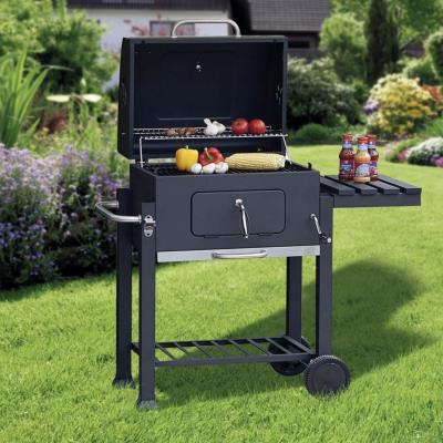 CHARCOAL BARBECUES AND ACCESSORIES