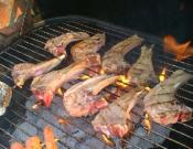 How to BBQ Lamb Cutlets Recipe