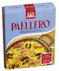 Valencian Paella Spice Mix For Seafood