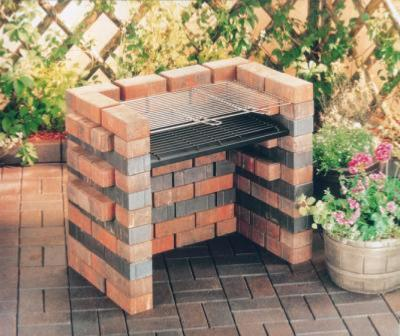 DIY BBQ Brick Built Grills and Kits