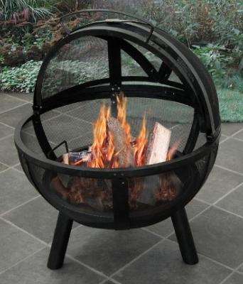 Fire Pits And Log Burners