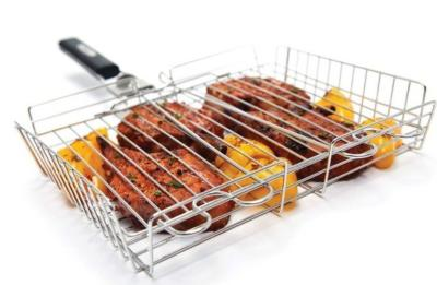 Broil King Stainless Steel BBQ Grill Basket.