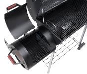 Landmann Kentucky Smoker BBQ With Fire Box