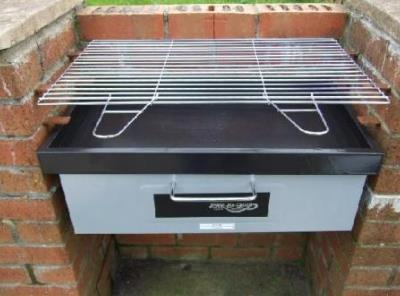 Grill And Bake Bbq Build In Kit