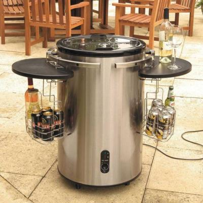 Lifestyle Stainless Steel Party Cooler
