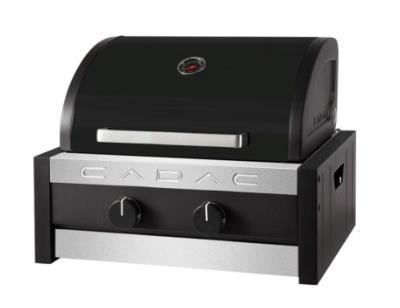 Cadac Portable 2 Burner Gas BBQ For DIY Conversion
