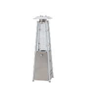 Lifestyle Chantico Flame Table Top Patio Heater