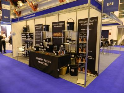 Western Willy's Woodchips at Earls Court London