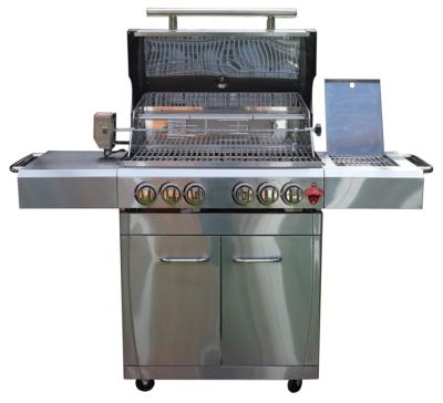 Whistler Broadway Stainless Steel Gas Barbecue