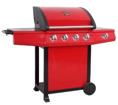 New Lifestyle Grenada 4 Burner Gas BBQ
