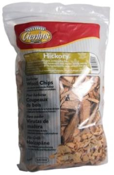 Big 2lb bag of Hickory Wood Chips