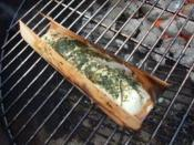 How to BBQ Using Wood Wraps Recipe