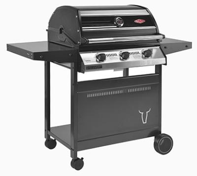 Beefeater 3 Burner Gas BBQ 1000 Series Deluxe
