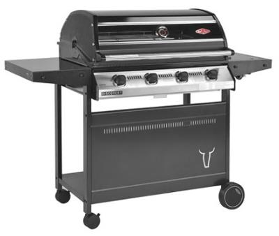Beefeater 4 Burner Gas BBQ 1000E Series Deluxe
