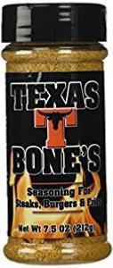 Texas T-Bone's BBQ Meat Rub