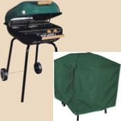 Square Barbecue Cover Cover Up Range