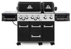 Broil King Imperial XLS Black Gas BBQ