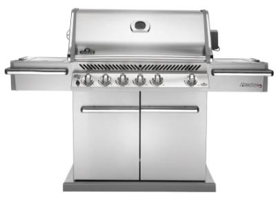 Napoleon Gas BBQ and Stainless Steel Gas BBQ's