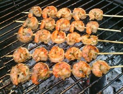 How to BBQ Seafood Recipe
