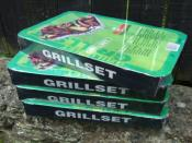 Trade Supply of Disposable Barbecue Grills