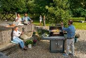 Landmann Avalon 5.1 Stainless Steel Gas Barbecue