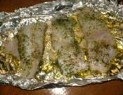 How to BBQ Cod Recipe