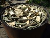 Nettlefields Lump Wood Charcoal