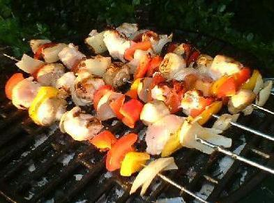 How to BBQ Kebabs Recipe