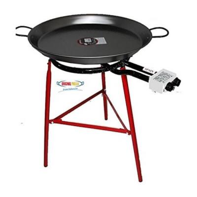 Paella Cooking Set with Burner and 60cm Pan