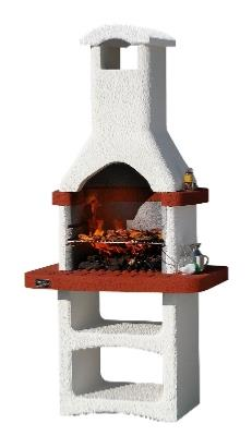 The Alicante Traditional Masonry Barbecue