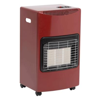 Lifestyle Heatforce Radiant Mobile Heater - Red