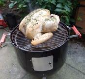 How to BBQ Christmas Turkey Recipe