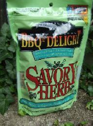 BBQr's Delight 1Lb Bag of Savory Herb Barbecue Wood Pellets
