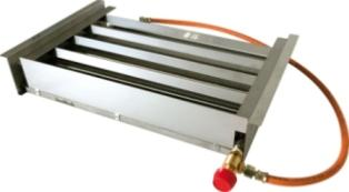 Masonry BBQ Gas Conversion Kit by Buschbeck
