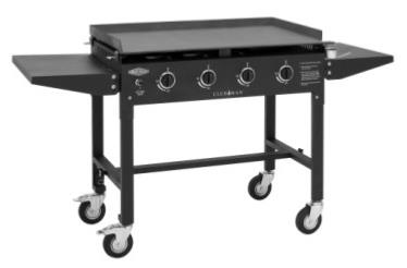 Beefeater Clubman Catering Style Hotplate Gas BBQ