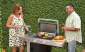 Charbroil Thin 2 Burner Gas BBQ
