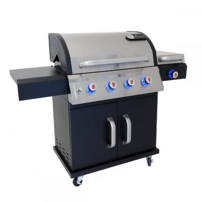 NEW Landmann Falcon 4.1 PTS Gas BBQ