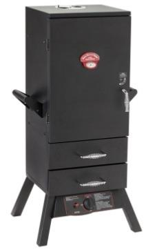 Landmann Smokey Mountain Gas BBQ Smoker