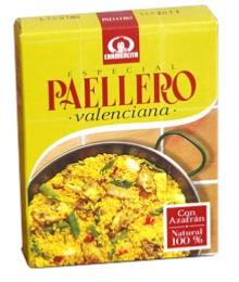 Valencian Paella Spice Mix For Meat Paella