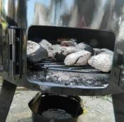 Cowboy Cookout Charcoal Curry Cooker