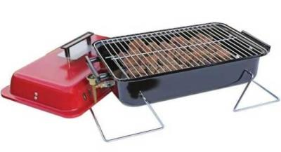 Lifestyle Portable Gas BBQ With Lava Rock