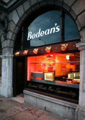 Bodeans Smokehouse London