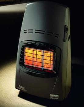 The Calor Delonghi Quattro Plus Metropolis Portable Heater