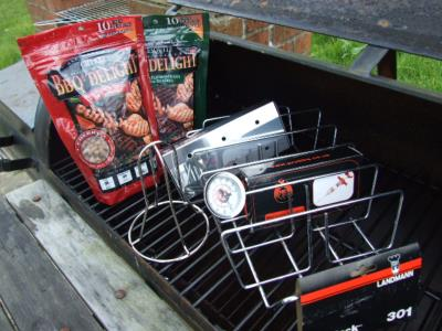 BBQ Smokers Luxury Gift Set