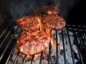 How to BBQ Burgers Recipe