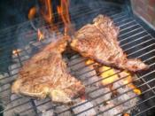 How to BBQ T Bone Steak Recipe