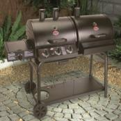 The Char-Griller Duo BBQ With Free Accessories